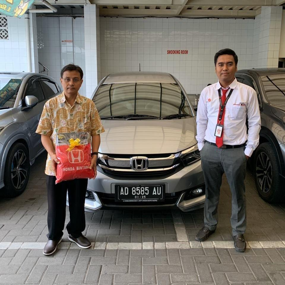Profile Sales Resmi Dealer Honda Solo